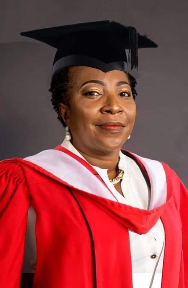 Dr Paulette Henry